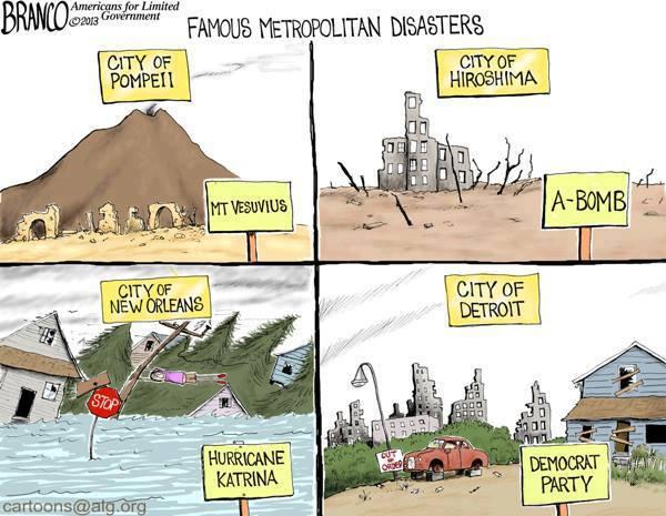 Metro disasters....