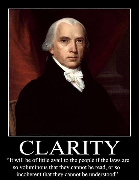 James Madison....