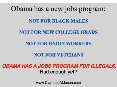 Obama jobs initiative....