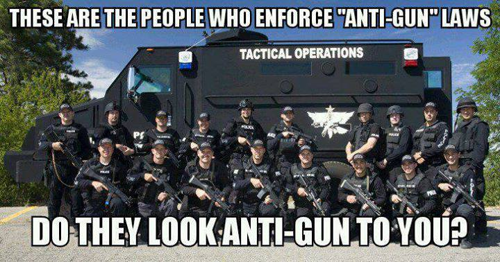 Your protectors? Think again!....