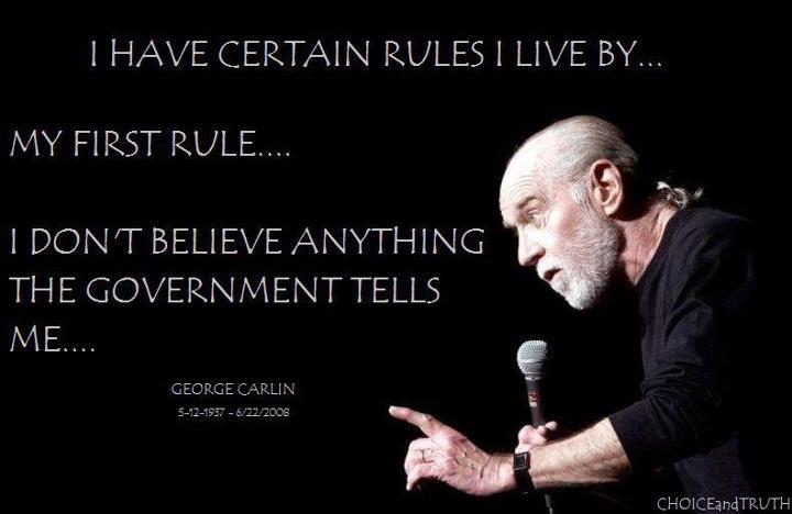 Rule # 1....