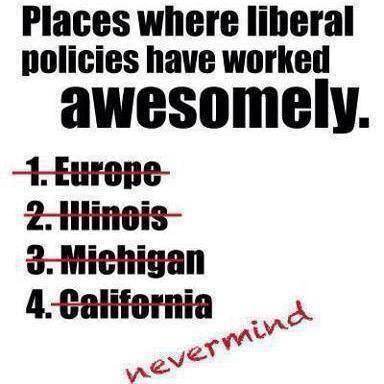 When will liberals get it?....