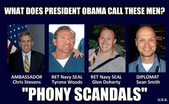 Phony scandal....