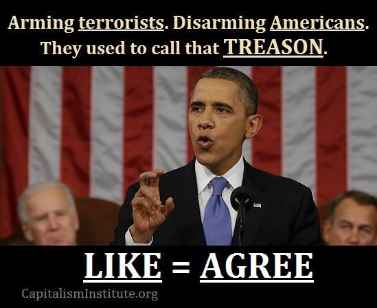 We STILL call that treason!....