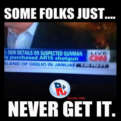 The liberal media has been beside itself trying to claim that the Navy Yard massacre was done with an assault weapon. It turns out it was the work of a nutjob with a shotgun. So, CNN has invented the AR-15 shotgun....