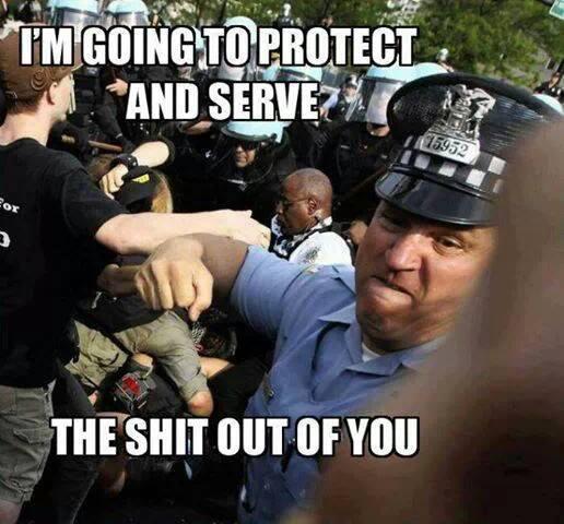 New law enforcement oath....