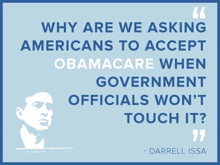 Government hypocrisy....