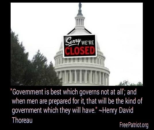 The government can only push so far before the people revolt....