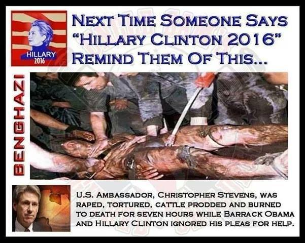 Remember Benghazi!....