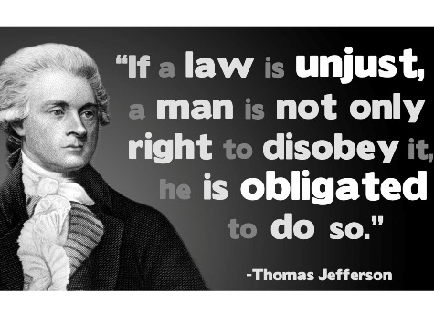 A law that is not enforced universally is no law at all....