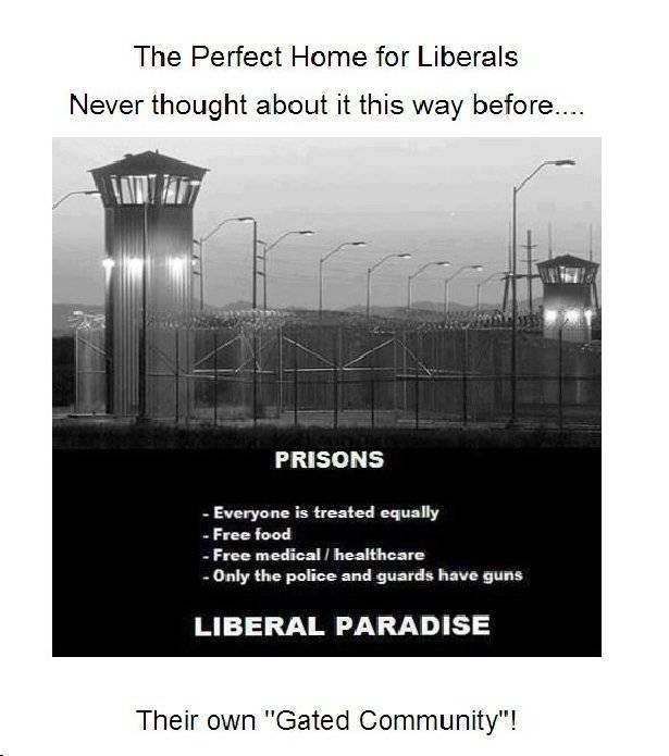 Liberal paradise....