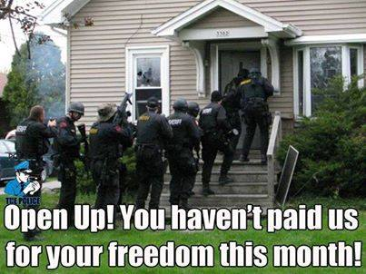 We're from the government and we're here to help you....