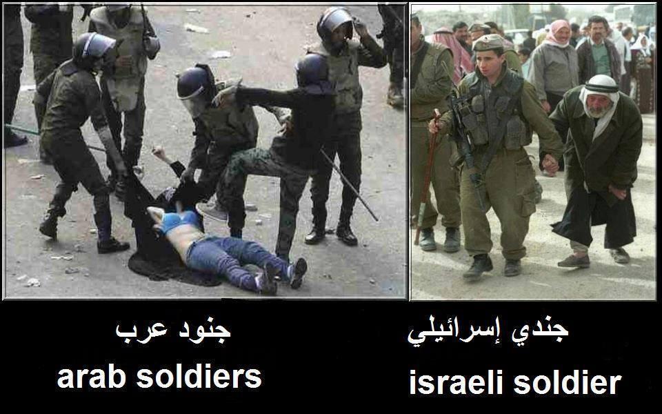 Barbarism vs. Human....