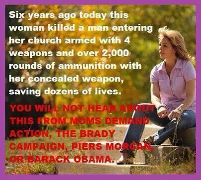 Long live the Second Amendment....