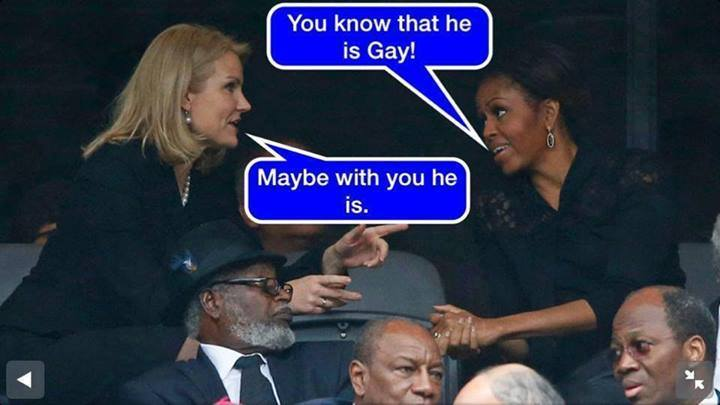 Think about it, Michelle!....
