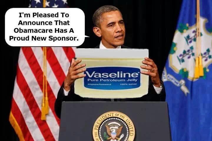 Obamacare's new sponsor....