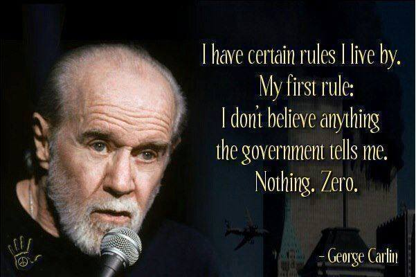 Rule #1....