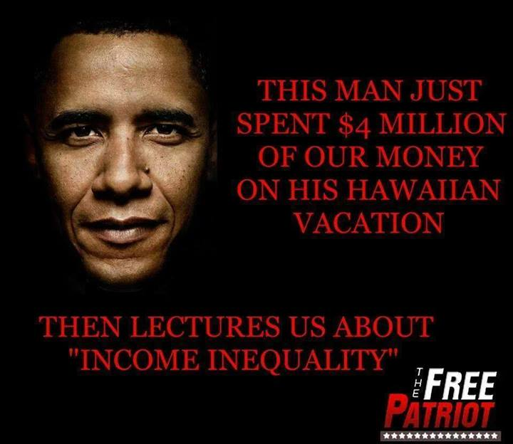 The face of hypocrisy....