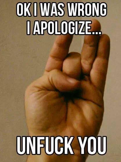 My bad. Sorry!....