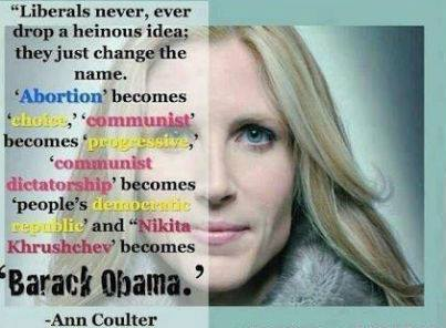 Bright and beautiful (notwithstanding what the liberal hacks claim), Ann Coulter is awesome!