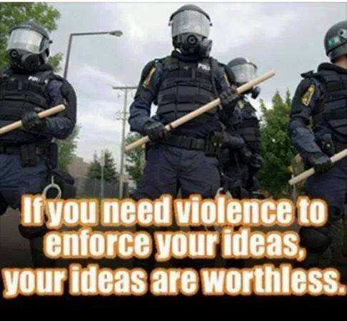 If your ideas becoming law were the result of a stupid electorate, then the election rules require serious reform....