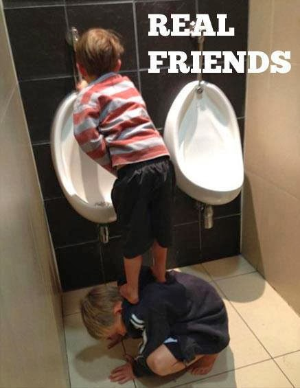 Buddies are important!....