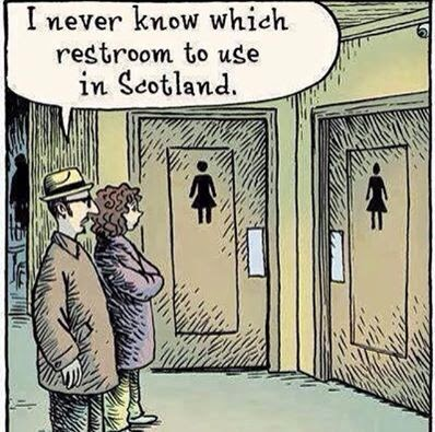 The Scottish question....