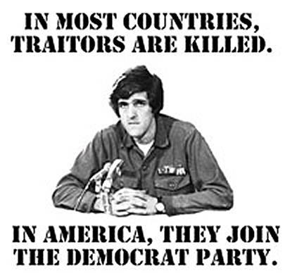 Traitors in America become leftist politicians and career parasites. I am sick of them! They lie, they cheat, they steal, they do nothing for the good of America, only for their own personal/party agendas. Abolish the anti-American Democrat party!....
