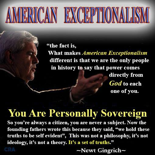 Why isn't Newt mentioned as a viable presidential candidate in 2016? Brilliant scholar and historian, loves and understands our Constitution completely, and is a born leader. My dream ticket in 2016 is Gingrich/Gowdy. Go, Newt!....