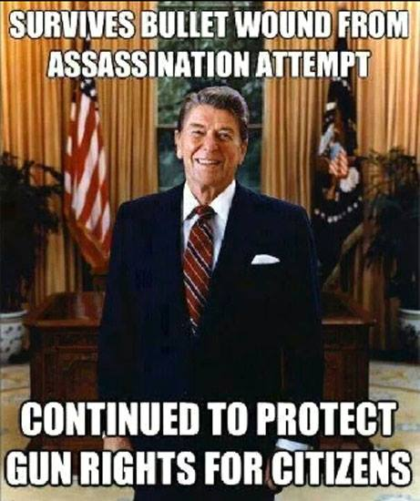 Common sense was not always so rare inside the beltway....