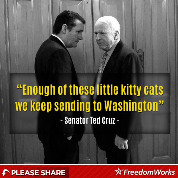 No PC at Powdered Wig Society, Ted! Go ahead and say it. John McCain is a PUSSY!!!!….