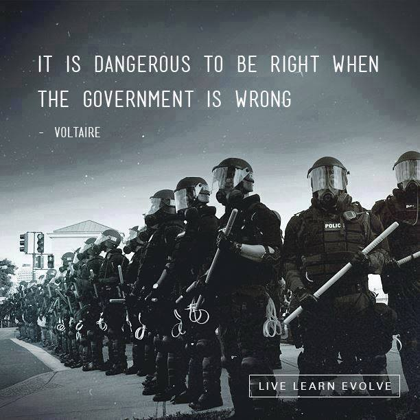 Unified, the American people cannot be stopped by our consistently and egregiously WRONG government. The voices must be more numerous and louder, or the government will run roughshod over us all. SPEAK OUT!!!!....