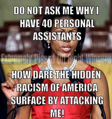 Questioning excess equals racism in Obamaworld....