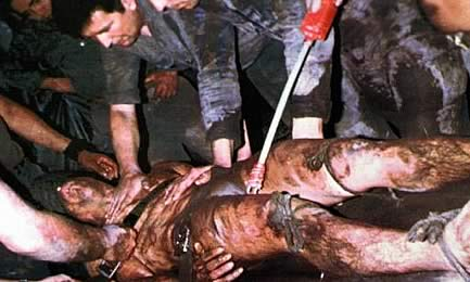 I hope this photo of Chris Stevens is shown over and over at Obama's impeachment trial….
