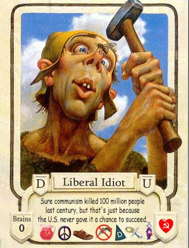 Too stupid to vote....